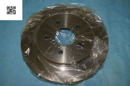1997-2004 + 2005-2013 Corvette C5 C6 Rear Left or Right Hand Brake Disc, AX900772, New